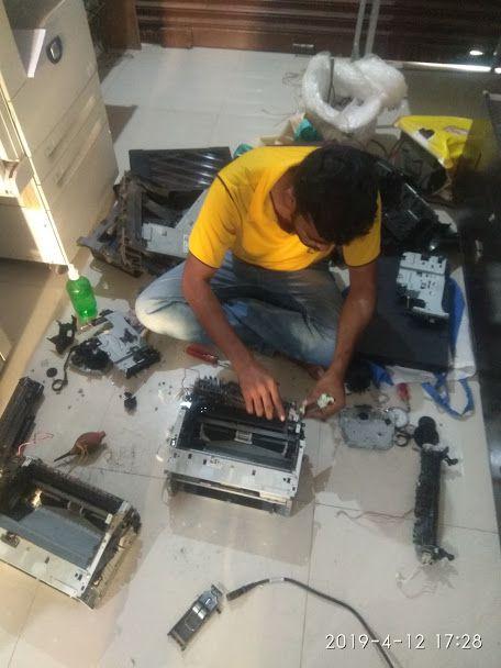 printer repairing