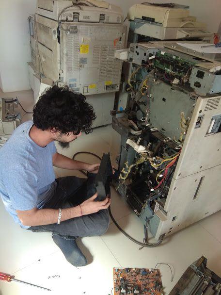 Advance Xerox Machine Technician Course